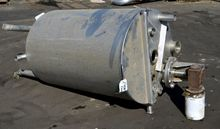 Used 150 GAL STAINLE