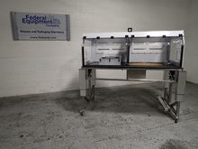 "84"" Flow Sciences Isolator, Mod"