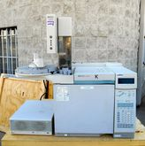 Agilent 6890 Gas Chromatograph