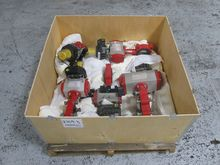 B-Ray Series Pneumatic Valves