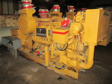 Used Caterpillar D34