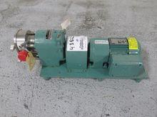 Tri Clover Centrifugal Pump, Mo