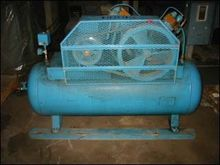 5 HP DRESSER 2 STAGE AIR COMPRE