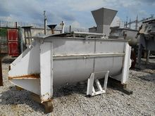 80 Cu Ft Areco Ribbon Blender,