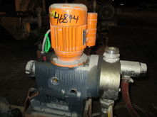 "1"" PROMINENT GEAR PUMP"