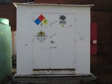2004 SAFETY STORAGE BUILDING, M