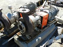 "3"" x 4"" x 8"" Goulds centrifugal"