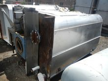 1000 GAL CARBON STEEL KETTLE TA