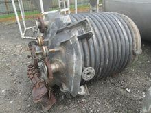 1986 300 Gal Brighton Reactor,