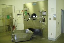 "1998 67"" VECTOR COATING PAN, S/"