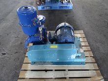 KD-30 KINNEY VACUUM PUMP, 3 HP