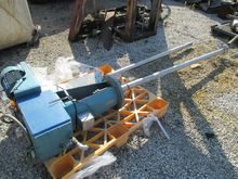 2 HP CHEMINEER AGITATOR, MODEL