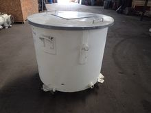 100 Gal Ross Jacketed Mix Can,