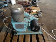 WELCH VACUUM PUMP, 1 HP