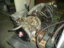 40 HP MAAG EXTREX GEAR PUMP, MO