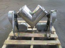 8 Quart P-K Twin Shell Blender,