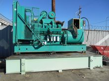 Used 1989 Onan 750DF