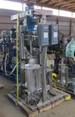 2 HP CHEMINEER DRUM MIXER, S/S