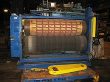 "1983 80"" WIDE ROLLER DIE CUTTER"