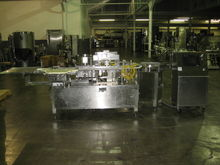 TL SYSTEMS VIAL FILLER, MODEL F