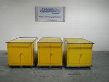 DOUBLE SIDED FIRE PROOF CABINET