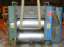 "OMV 47"" THREE ROLL SHEET STACK"