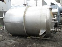 1997 2500 GAL FOUR CORP REACTOR