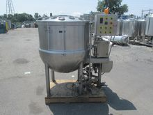 Used 140 GAL JC PARD