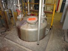 Used 600 GAL HAMILTO