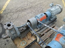 "2"" VIKING ROTARY GEAR PUMP, S/S"