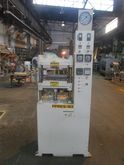 30 Ton Wabash Press, Model 30-1