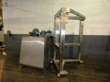 GALLAY BIN BLENDER, S/S, MODEL