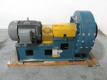 40 HP TWIN CITY FAN BLOWER