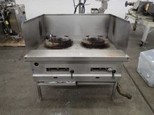 "Vulcan Cook Top, (2)12"" Burners"