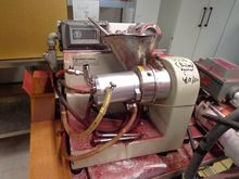DYNO-MILL, TYPE KDL, S/S