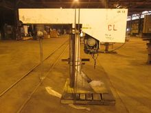 25 HP HOCKMEYER DISPERSER, S/S