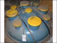 250 GAL PFAUDLER GLASS LINED RE
