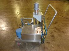TOTAL SYSTEMS DESIGN PUMP SKID