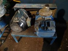 20 HP BLOWER ENGINEERING, MODEL