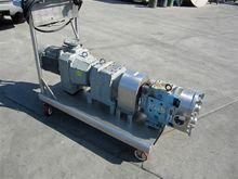 """3"""" Waukesha Pump, S/S, 10 HP"""