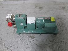Triclover Centrifugal Pump, Mod