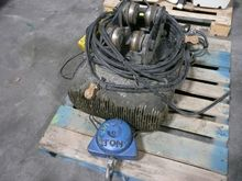 Used 3 TON CHRISTON-