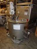 500 LITER STAINLESS STEEL MIX T