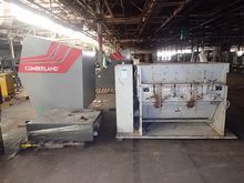 150 HP Cumberland Granulator, M