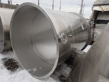 Used 2000 Gal Stainl