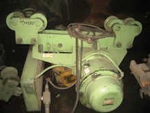 7.5 TON WHITING OVERHEAD CRANE,