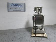 60HV Processall Plow Mixer, s/s