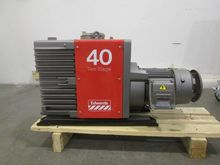 EDWARDS 2-STAGE VACUUM PUMP, MO