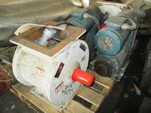 "12"" KICE ROTARY AIR LOCK, S/S,"