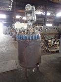 1977 100 Gal Pfaudler Reactor,